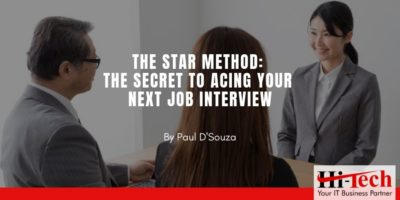 star interview questions