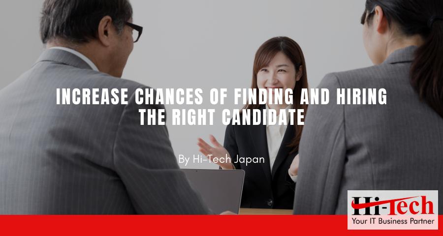 hiring best candidate